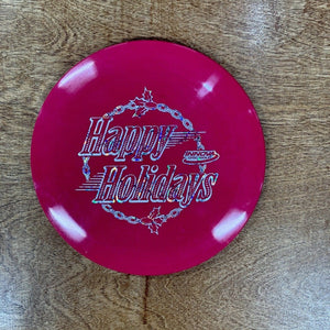 "Star Firestorm ""Happy Holidays"" Distance Driver"