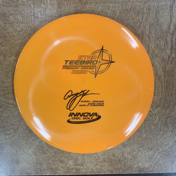 Star Teebird Avery Jenkins Fairway Driver