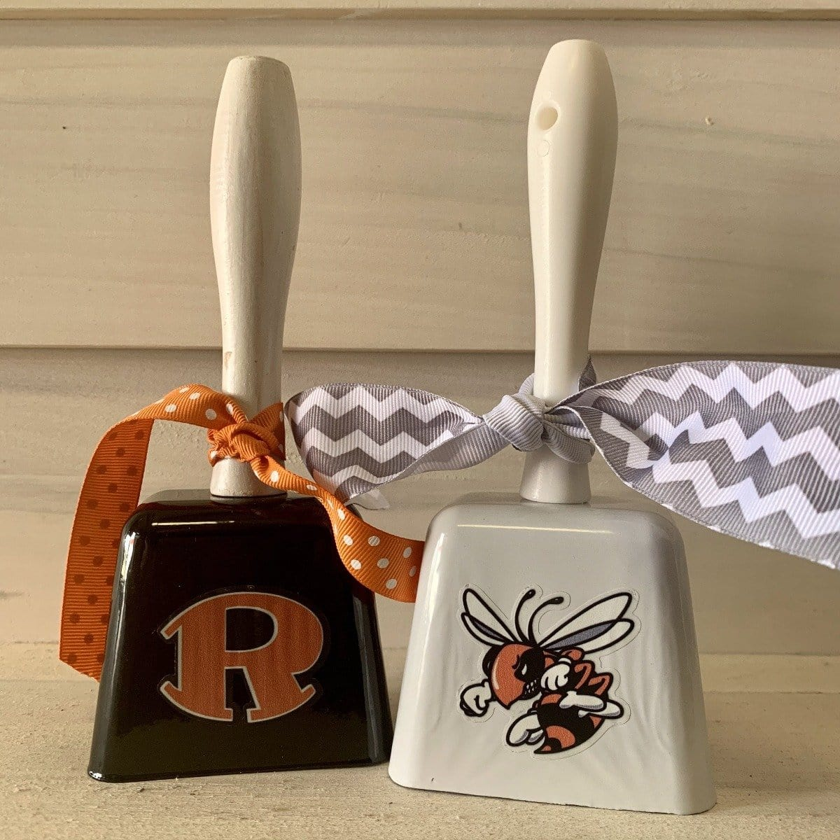 Rockwall Handheld Cowbell