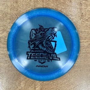 Champion TeeDevil Blizzard Distance Driver