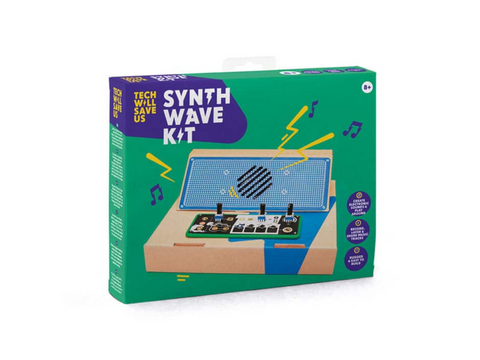 Kit Synth Wave