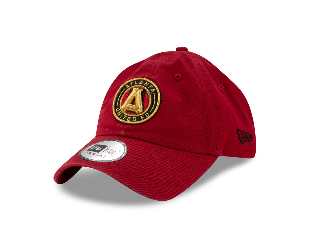 Atlanta United FC Men's Casual Classic 920 Hat-Red-Adjustable