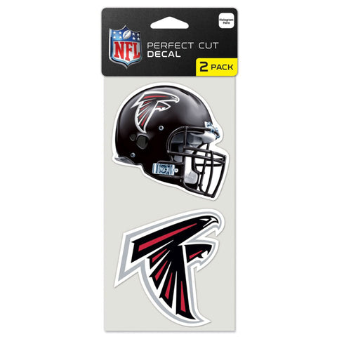 Atlanta Falcons WINCRAFT 4X4 PERFECT CUT DECAL
