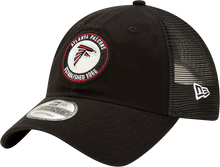 Load image into Gallery viewer, Atlanta Falcons Men's Team Circle 920-Black-Adjustable Hat