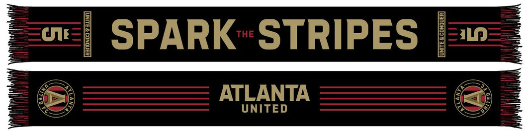 Atlanta United The BLVCK Kit Scarf
