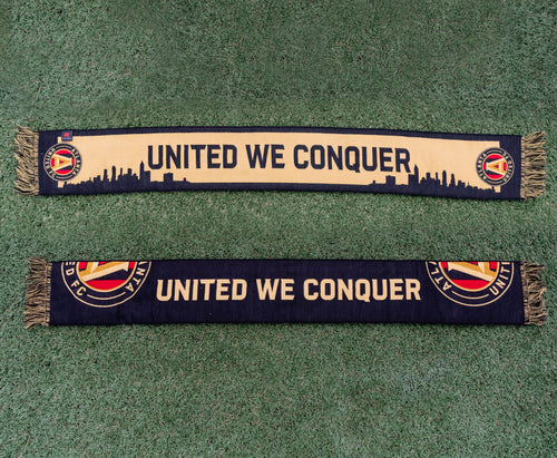 Atlanta United July Scarf of the Month