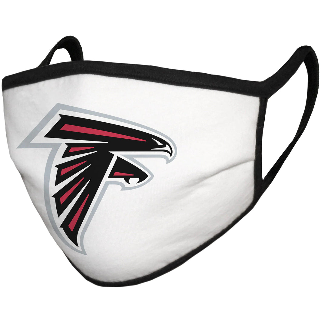 Atlanta Falcons Fanatics Branded Adult Cloth Face Covering - MADE IN USA