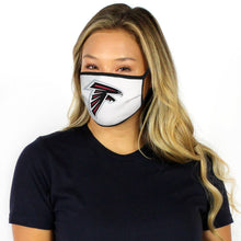 Load image into Gallery viewer, Atlanta Falcons Fanatics Branded Adult Cloth Face Covering - MADE IN USA
