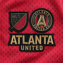 Load image into Gallery viewer, Atlanta United FC Mitchell & Ness Women's Full-Zip Jacket - Red