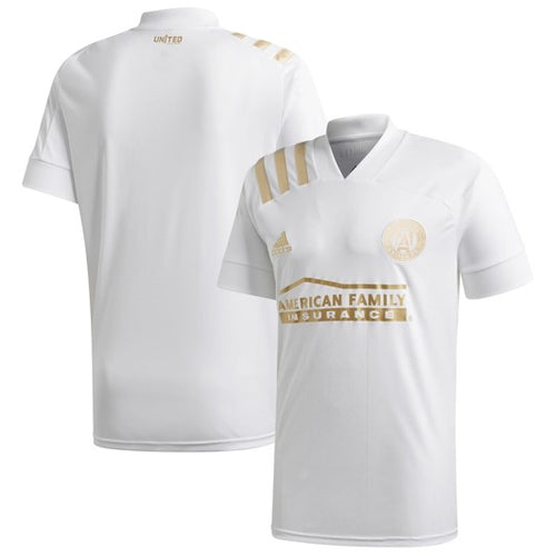 Youth Atlanta United FC adidas White 2020 Kings Replica Jersey