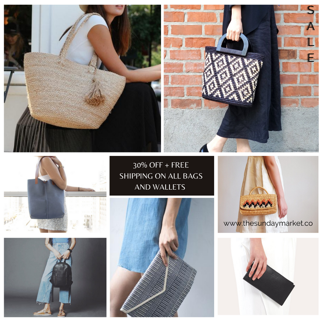End of February SALE | Bags + Wallets