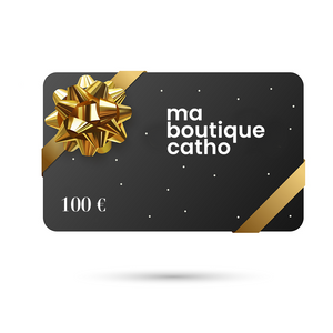 Carte-cadeau - Ma Boutique Catho
