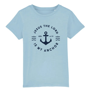 Jesus the lord is my anchor - Ma Boutique Catho