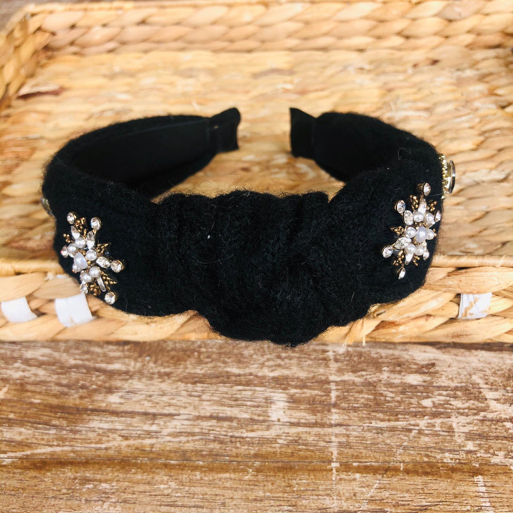 Headband - Wool and Stones Tiara