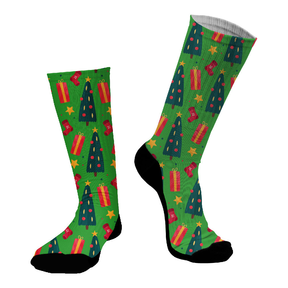 Κάλτσες #doyoudaresocks Digital Printed SuperSport Christmas Decoration (code 70059)