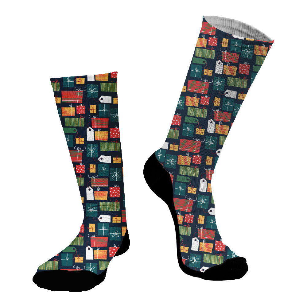 Κάλτσες #doyoudaresocks Digital Printed SuperSport Christmas Gifts (code 70074)