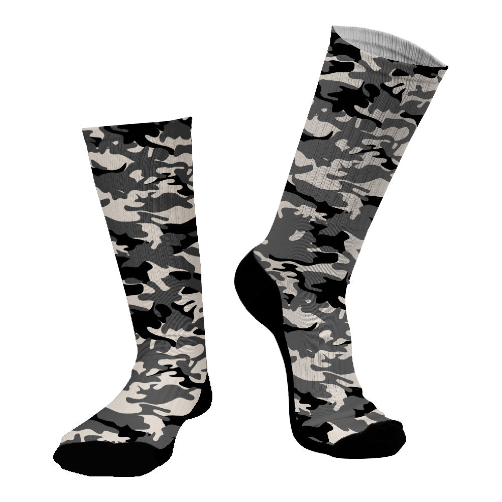 Κάλτσες #doyoudaresocks Digital Printed SuperSport Military (code 70079)