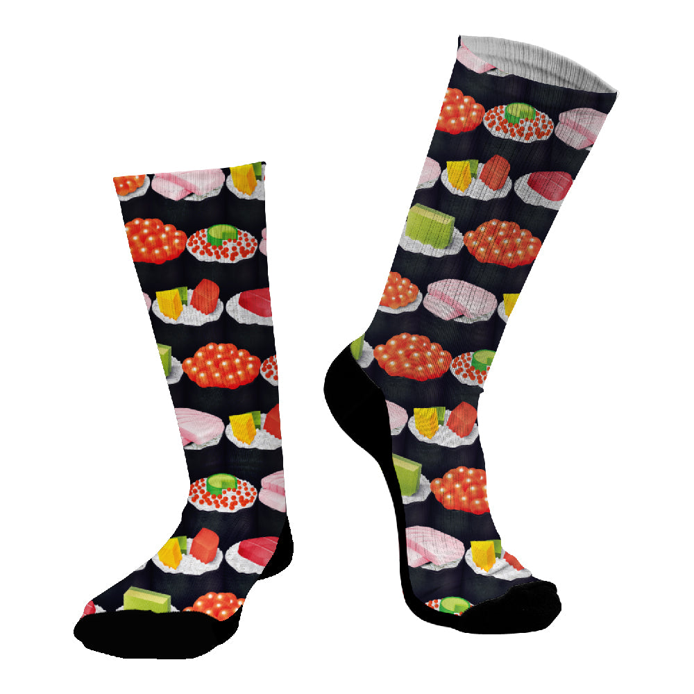 Κάλτσες #doyoudaresocks Digital Printed SuperSport Sushi V2 (code 70106)