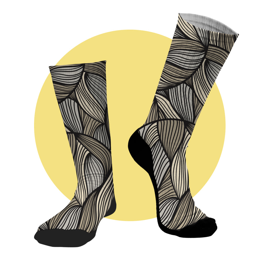 Κάλτσες #doyoudaresocks Digital Printed SuperSport Pattern (code 70003)