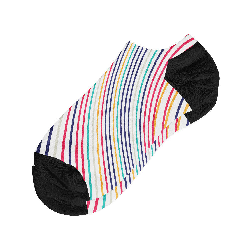 Κάλτσες #doyoudaresocks Digital Printed Σοσόνια Curves (code 50009)