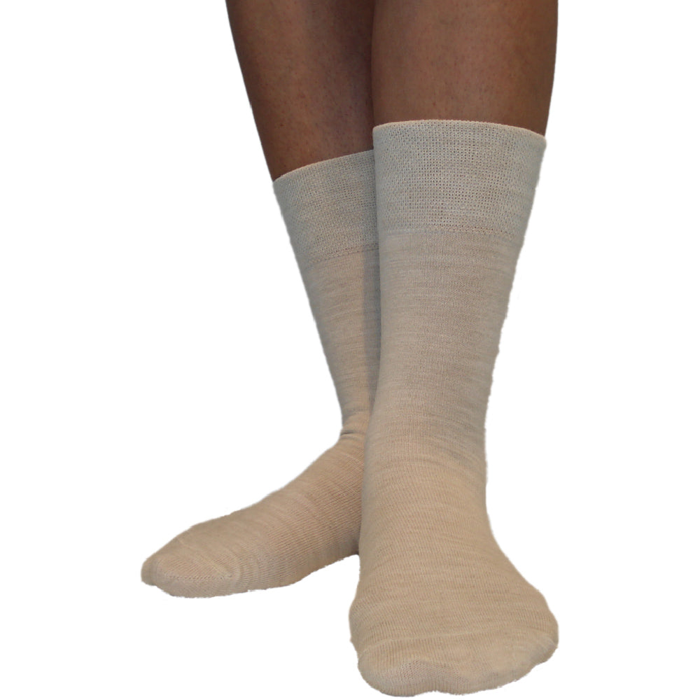 Κάλτσες Dimi Socks Medical merino wool ΕΚΡΟΥ