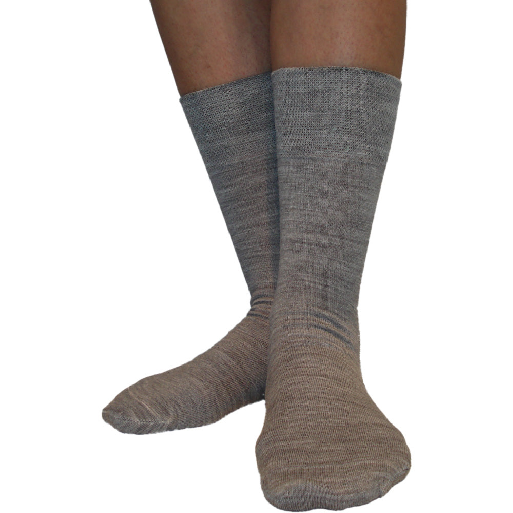 Κάλτσες Dimi Socks Medical merino wool ΓΚΡΙ