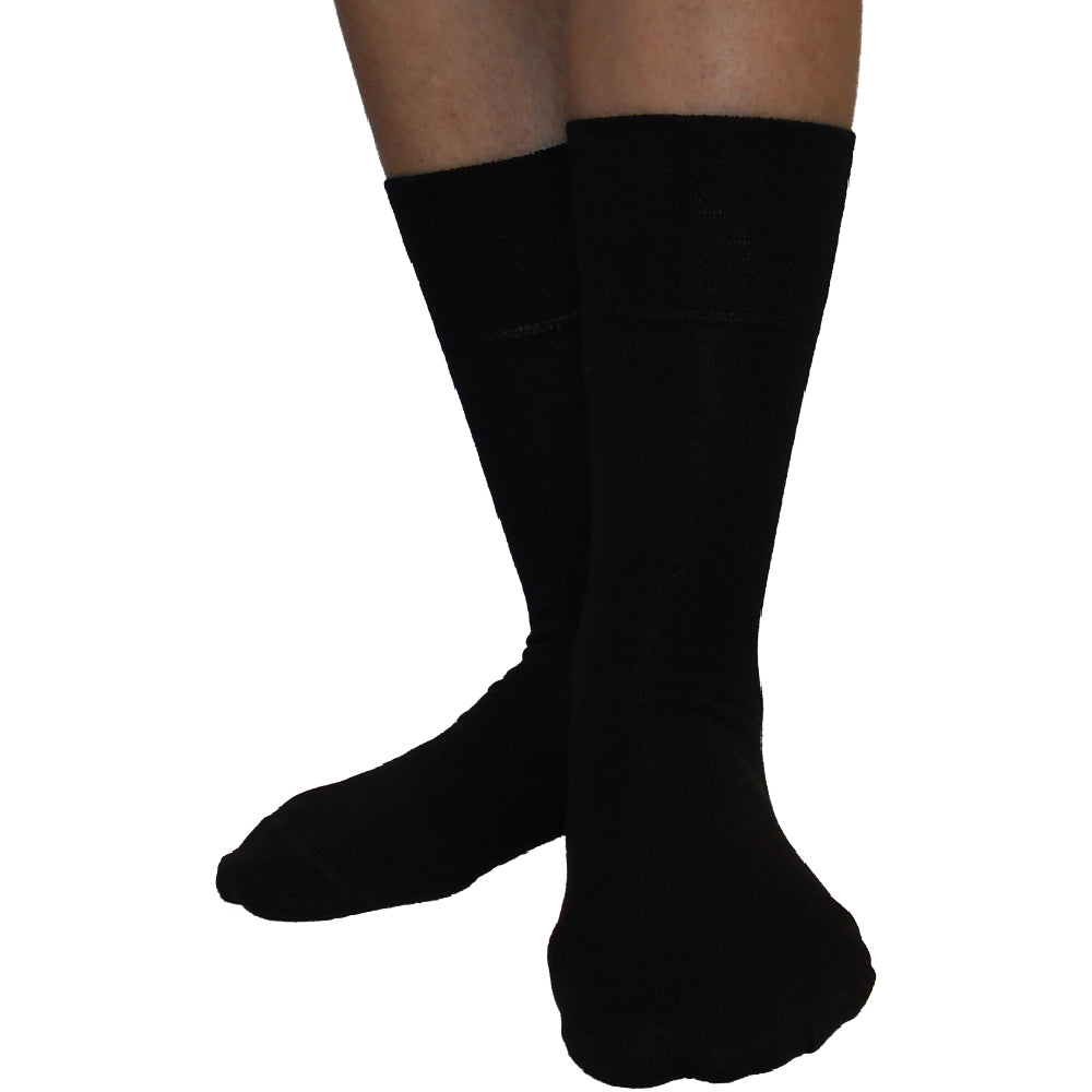 Κάλτσες Dimi Socks Medical merino wool ΜΑΥΡΕΣ