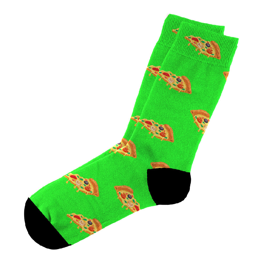 Κάλτσες #doyoudaresocks Digital Printed Casual Pizza (code 60018)