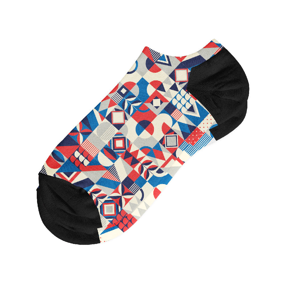 Κάλτσες #doyoudaresocks Digital Printed Σοσόνια Modern Motivo (code 50021)