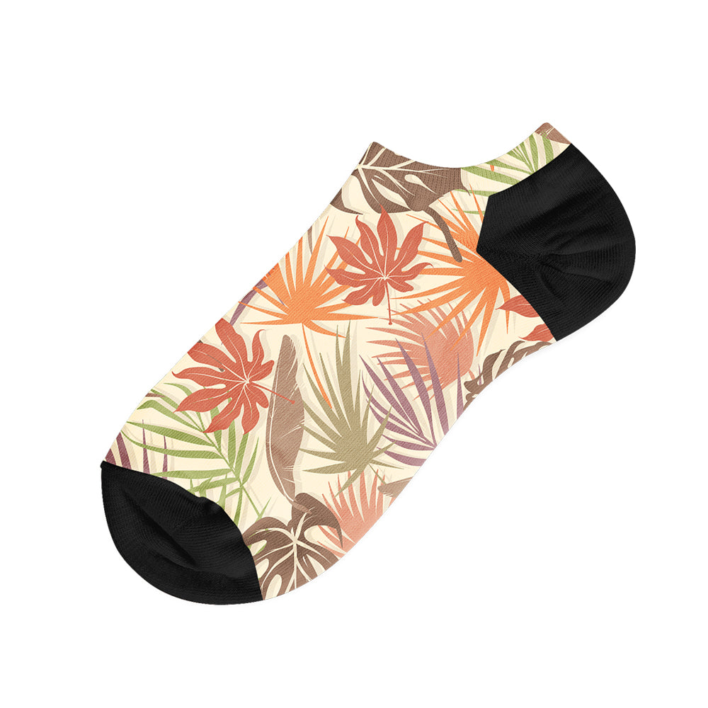Κάλτσες #doyoudaresocks Digital Printed Σοσόνια Floral (code 50002)