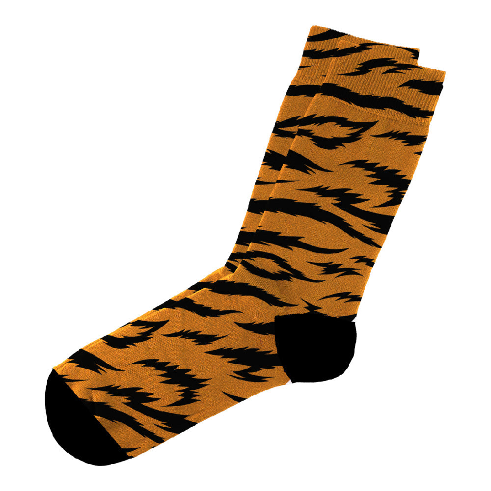 Κάλτσες #doyoudaresocks Digital Printed Casual Tiger Skin (code 60036)