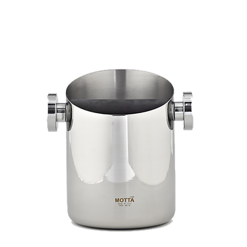 Motta Stainless Steel Tall Knock Box