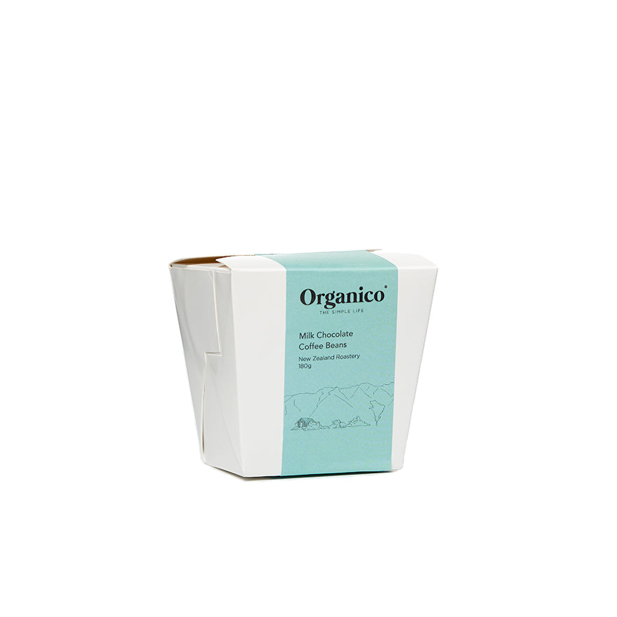 Organico Chocolate Coffee Beans 100g