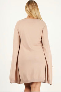 Oh' Darling Sweater Dress