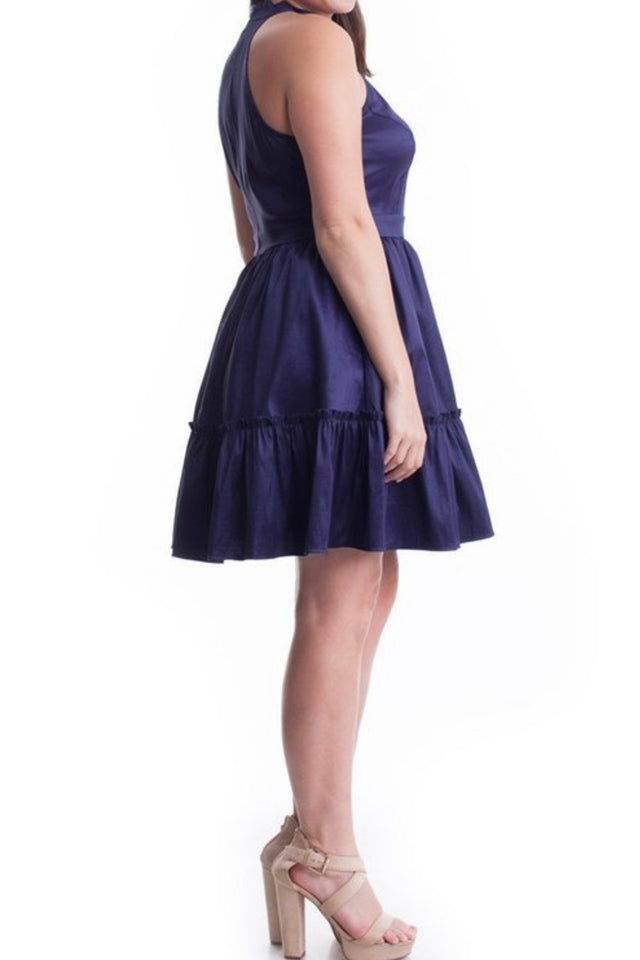 Anita Halter Dress