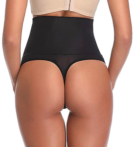 High Waisted Thong Cincher