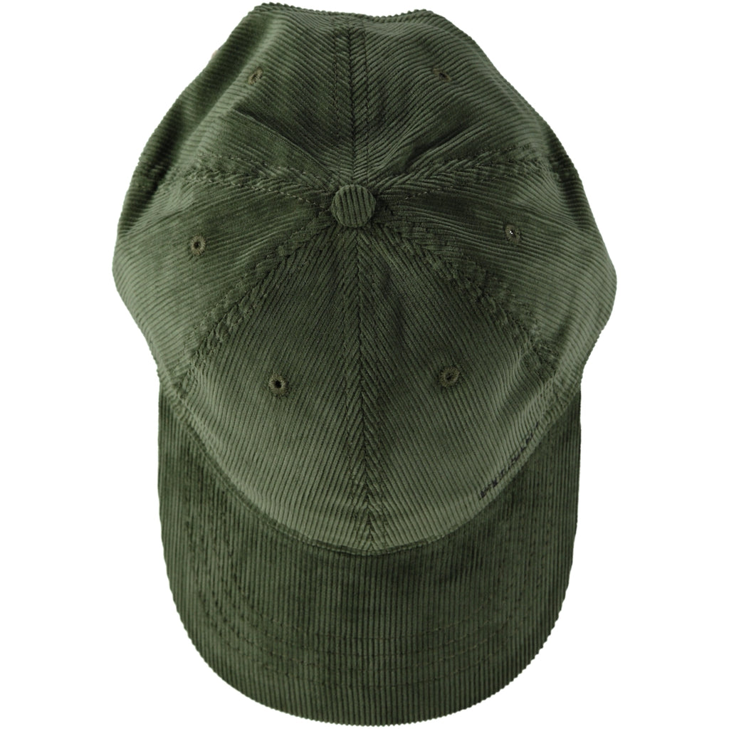 Filson Cord Low Profile Cap Olive