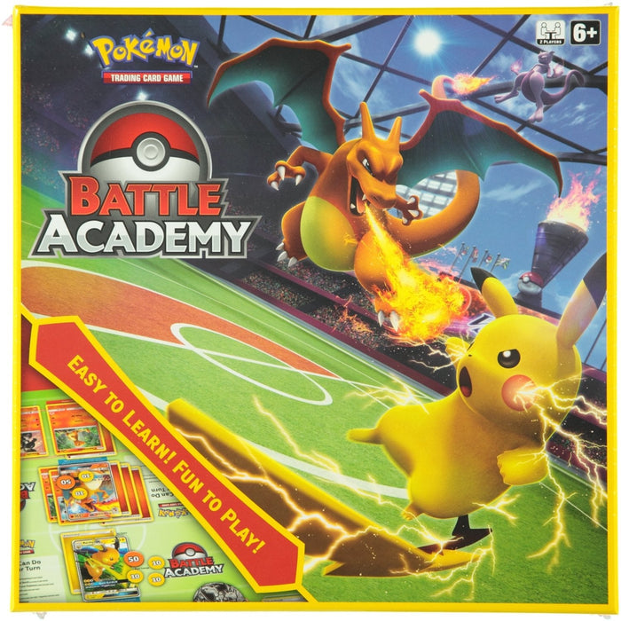 Pokemon TCG Battle Academy Box Set