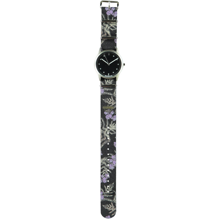 Hypergrand Nato 01 Watch Heritage Electric Orchids Strap