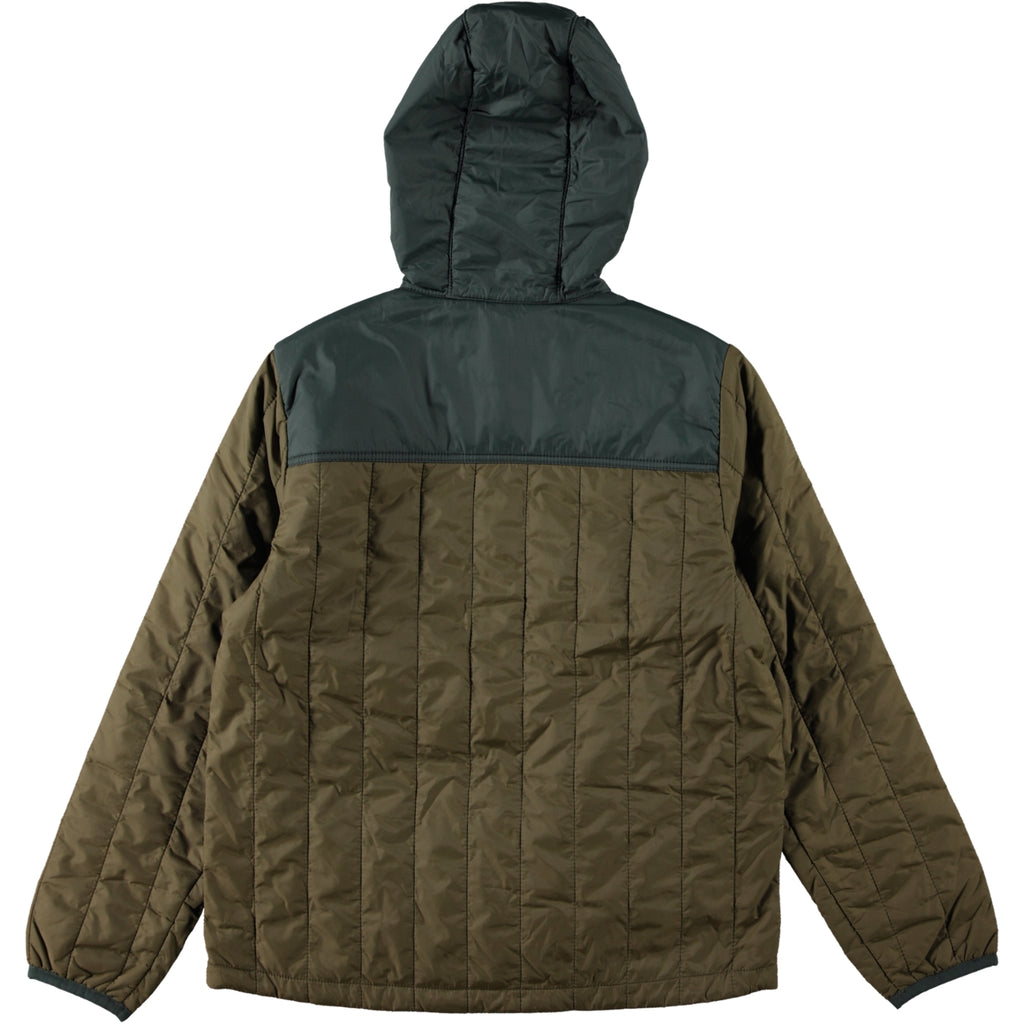 Filson Women's Ultralight Hooded Jacket Dark Olive Dark Spruce