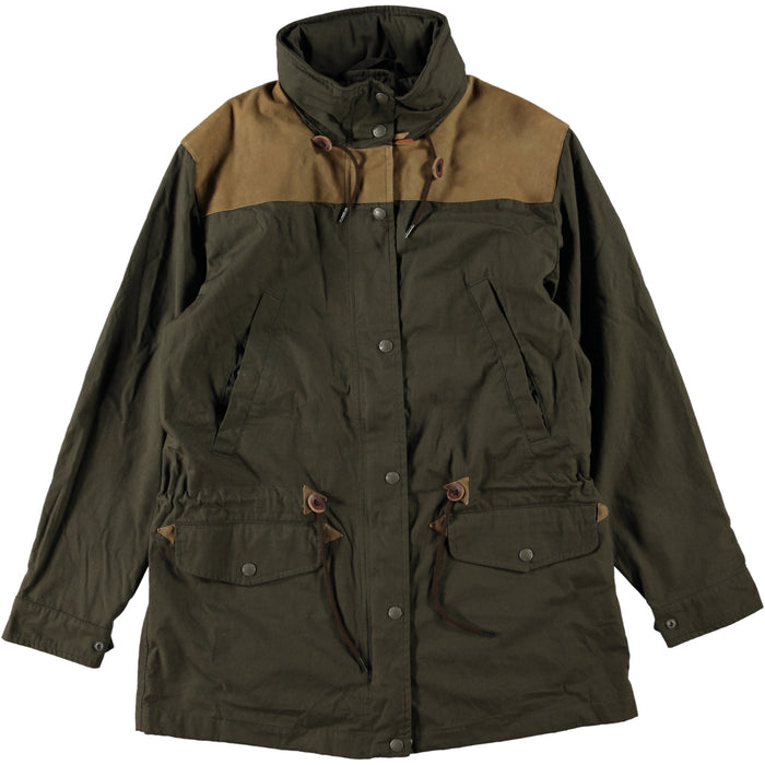 Filson Women's Mountain Parka Root Brown