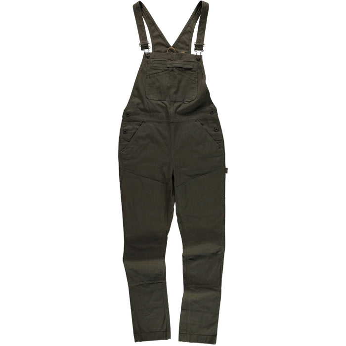 Filson Women's Double Canvas Overalls Orca Gray