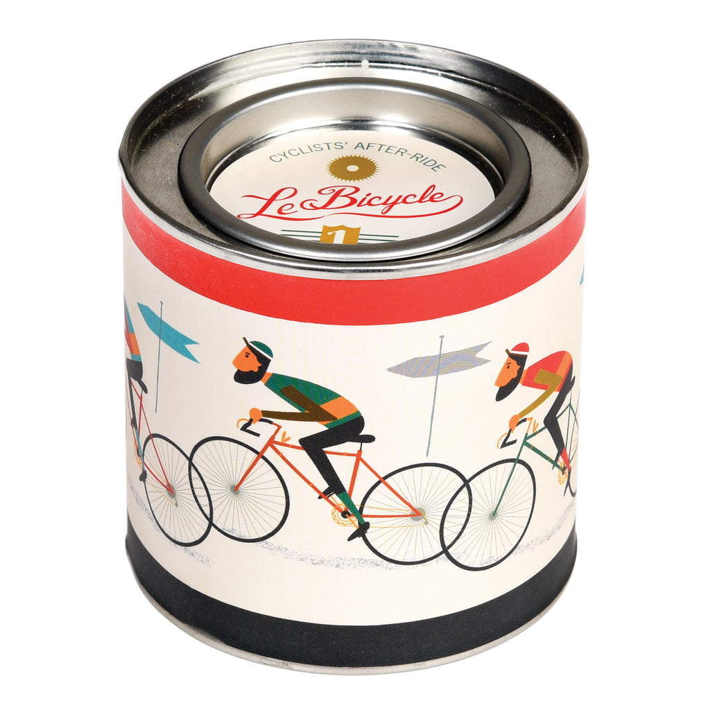Le Bicycle Scented Candle Tin