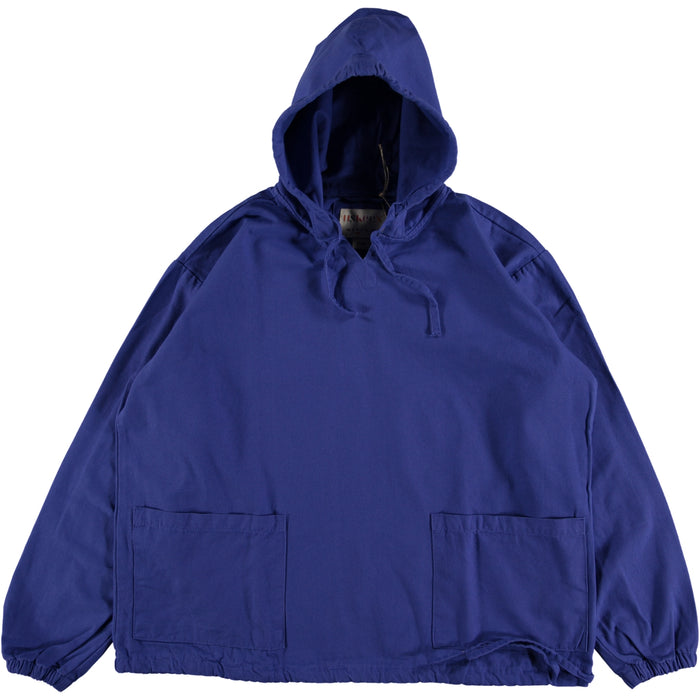 Uskees The #3008 Organic Cotton Smock Ultra Blue