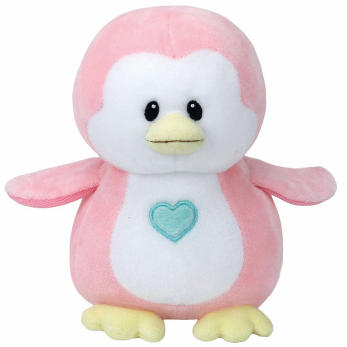 Ty Baby Pennie Pink Penguin