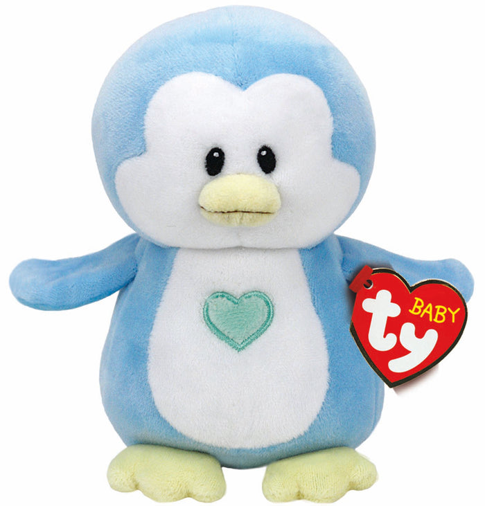 Ty Baby Twinkles Blue Penguin
