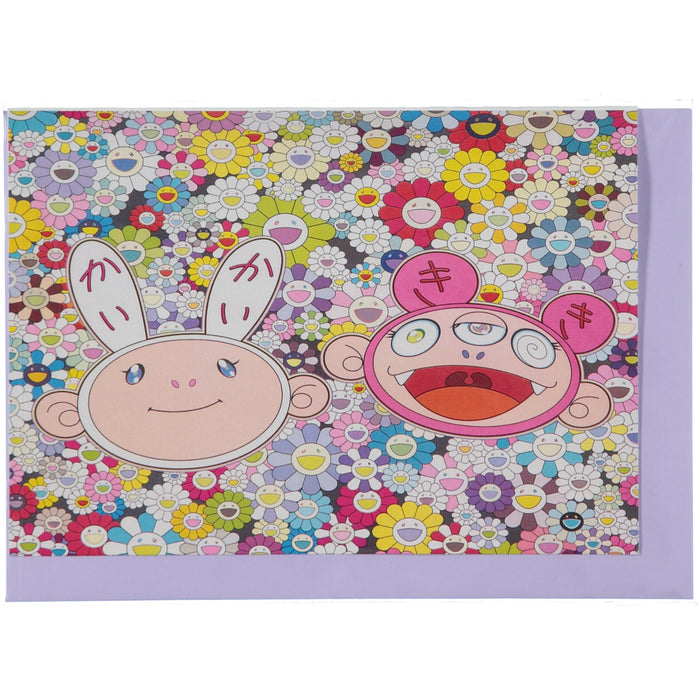 Acme Card Co Murakami Silk Greeting Card 2