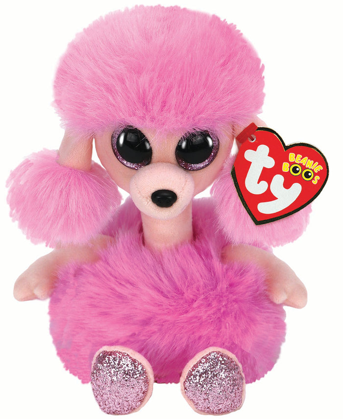 TY Beanie Boos Camilla Pink Poodle