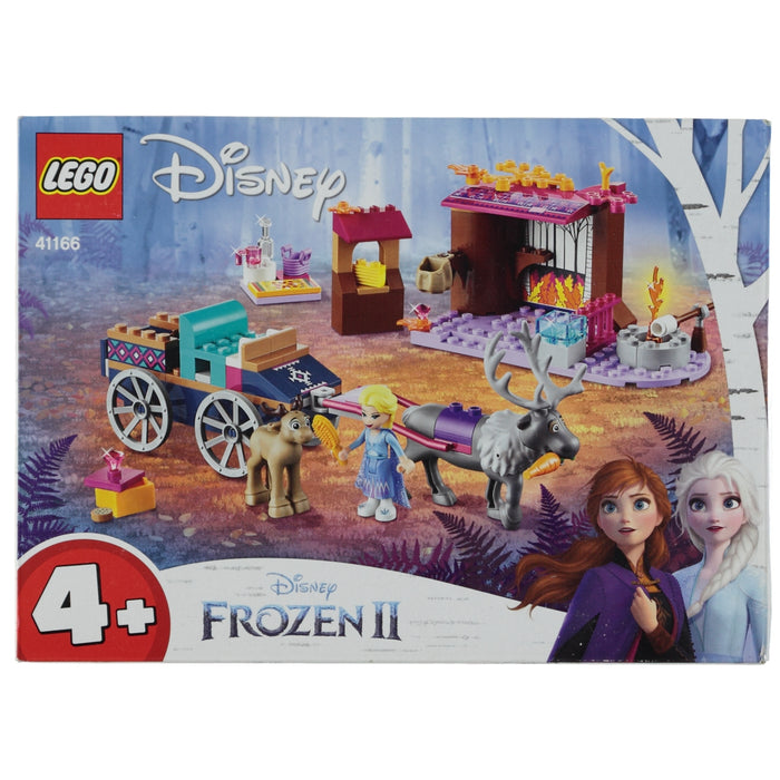 Lego Set 41166 Frozen II Elsa's Wagon Adventure