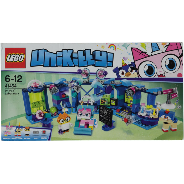 Lego Set 41454 Unikitty Dr Fox Laboratory